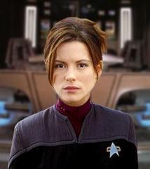 Commander Jenna Orataft - Star Trek: The Infinite